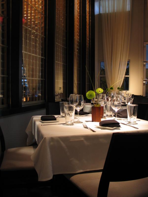 Private Dining Rooms Atlanta